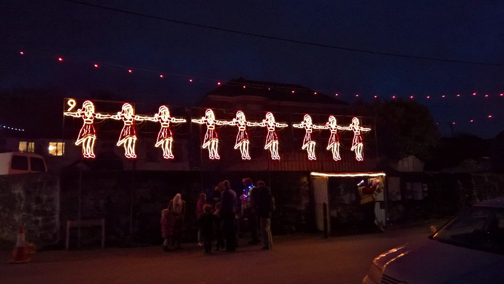 Cornish Dave On Twitter Quot Angarrack Christmas Lights