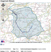 Angarrack Stream | Environment Agency - Catchment Data Explorer