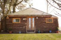 The Log Cabin 4 Nanpusker Road Angarrack TR27 5JX