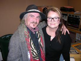 "BBC Radio Cornwall on Twitter: ""Terry English who talked to @debbiedotmac about his friendship with #Lemmy - this pic is of them on Bodmin Moor"