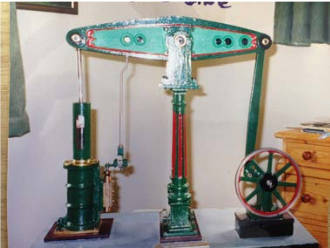 A beam engine