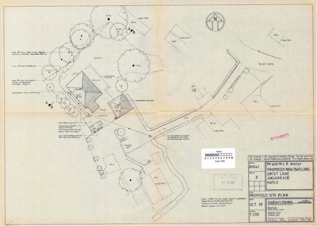 2 Proposed site plan.04082016