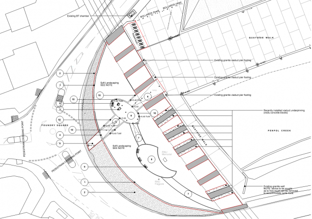PA15/03669   Reserved Matters Application For The Creation Of New Footpath Through Isis Gardens, Connecting Foundry Square To Th