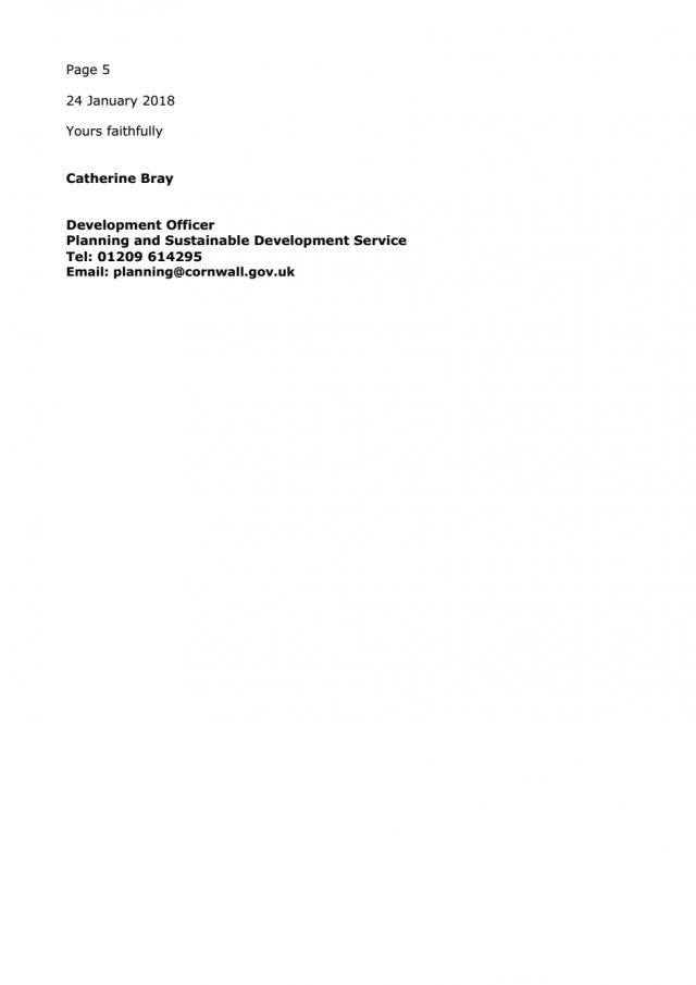 PA17_03341_PREAPP-CLPREZ_-_ADVICE_LETTER-3646442 page 5