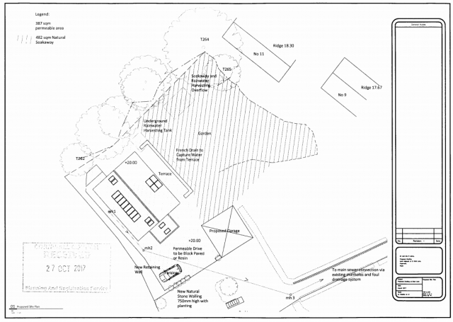 PA17 10300-Proposed Site Plan