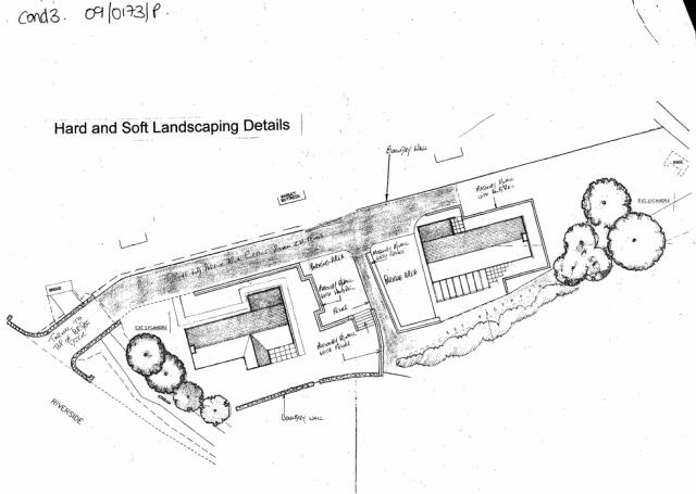 Hard and Soft Landscaping Details