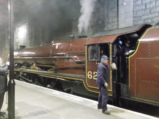 At Penzance station | Steam Train Princess Elziabeth