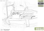 ASDA signage - plan view