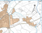 Angarrack | Map 3 Built-up Area Boundaries | Hayle Neighbourhood Plan