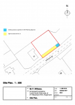 21 Nov 2017 	Plan - Proposed Block 	Measure Document 		REVISED BLOCK PLAN