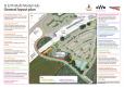 St Erth Multi Modal Hub general layout plan