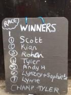 Race Winners! | May 2011