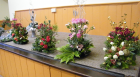 Tableau of Christmas Flower Arrangements 2012 part three