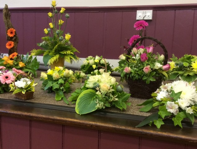 Special Floral Hobby Afternoons June 2015 part three