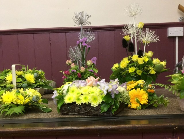 Special Floral Hobby Afternoons June 2015 part five