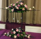 Flower arranging led by Lynne Demonstration December 2018 - photo 3