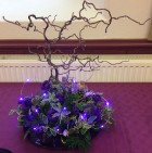 Flower arranging led by Lynne Demonstration December 2018 - photo 4