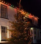 Angarrack Inn and Christmas Tree