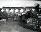 Angarrack Viaduct with Steam Train