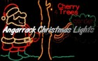 Angarrack Christmas Lights - Cherry Trees