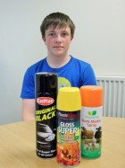 Our 14yo volunteer Tom was sold spraypaint in 3/10 shops visited today. #agerestrictedsales @TSCornwall