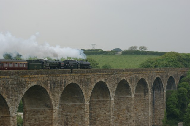 Royal Duchy on Angarrack Viaduct