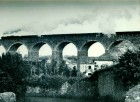 Steam Train on Angarrack Viaduct