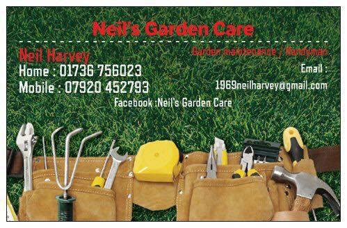 Neils Garden Care